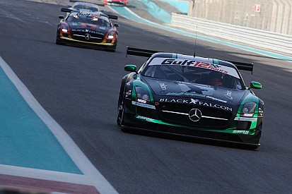 """""""بلاك فالكون"""" يستعدّ لمعركة سباق دبي 24 ساعة"""