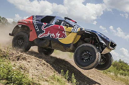 Red Bull Desert Wings await Dakar starting pistol