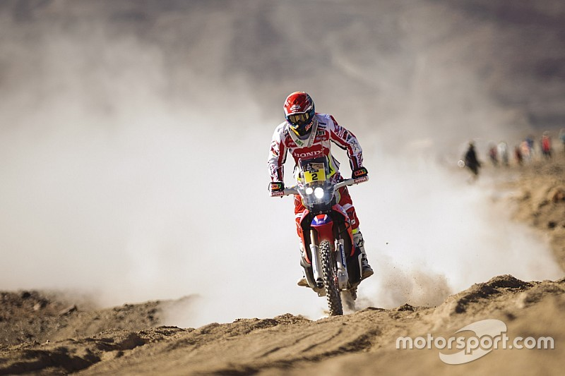 'Coma's afwezigheid maakt Dakar winnen niet eenvoudiger' - Barreda