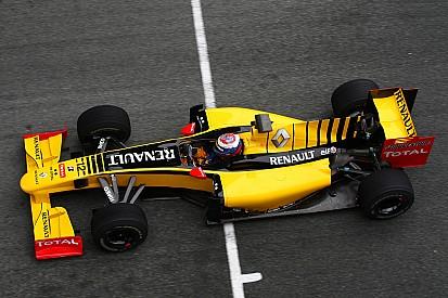 Alesi - 2016, une année de transition pour Renault