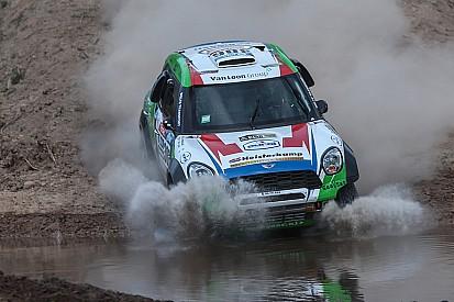 达喀尔拉力赛周一赛程因天气原因缩减