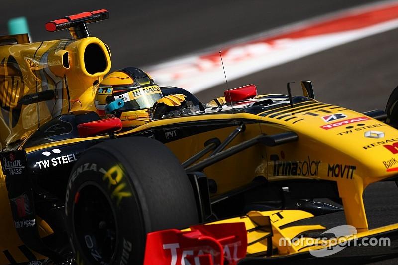 Jean Alesi: Renault hat keine Chance auf Podiumsplätze