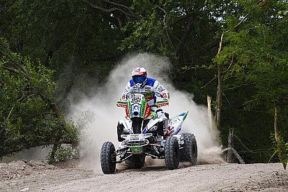 Dakar Quads, Stage 2: Casale dominates, Yamahas lock out top 11