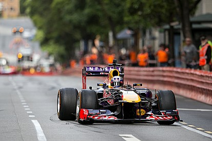 Red Bull presenta nuevo logo para temporada 2016 de F1