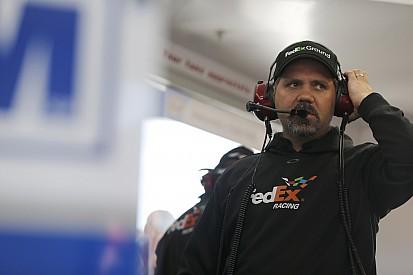 After leaving JGR, Grubb returns to Hendrick Motorsports