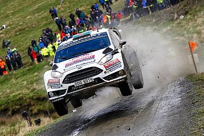 Evans contraint de revenir en WRC2