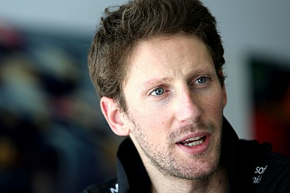 "Grosjean interview: ""I would've needed someone to punch me and say, 'What's going on?'"""