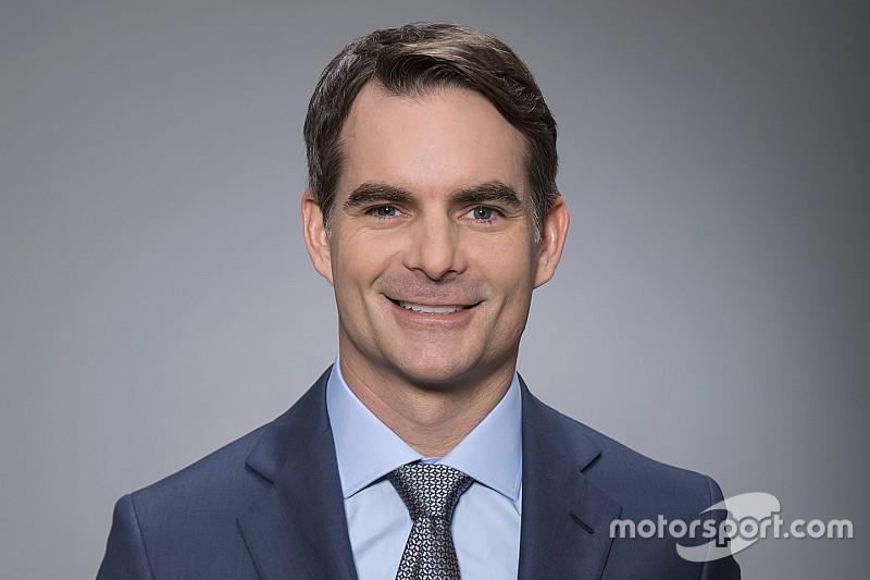 Jeff Gordon bereit für sein nächstes NASCAR-Abenteuer