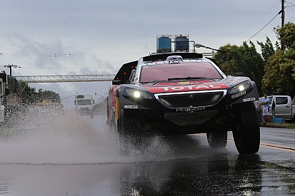 Sebastien Loeb se surpreende com liderança do Rally Dakar