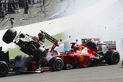 """Grosjean - """"Spa 2012 fait partie de mon histoire"""""""