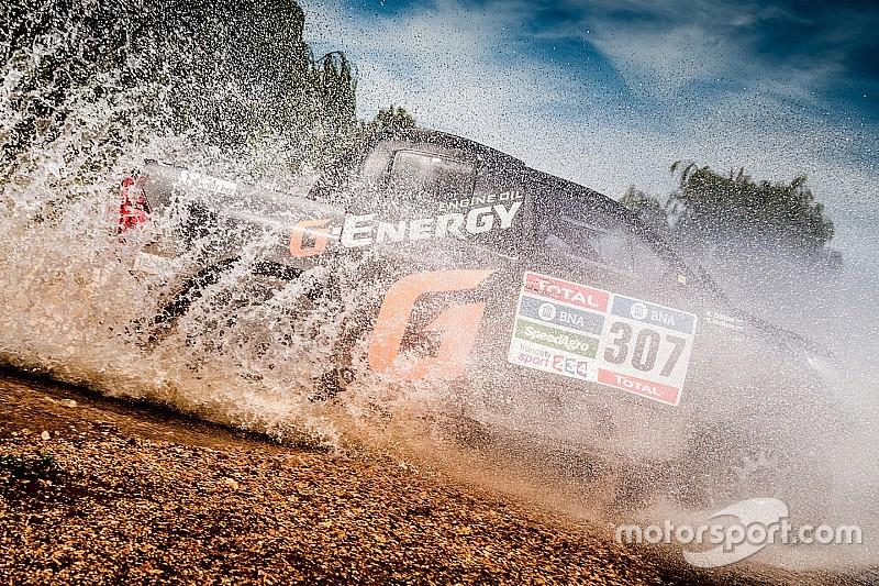 周二的达喀尔赛段也要因为天气恶劣被缩减了
