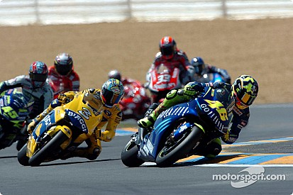 Vos moments marquants - Le duel Rossi-Biaggi