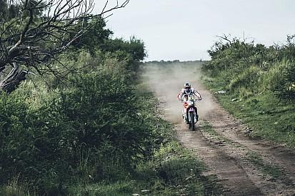 Barreda loses Dakar lead due to speeding penalty