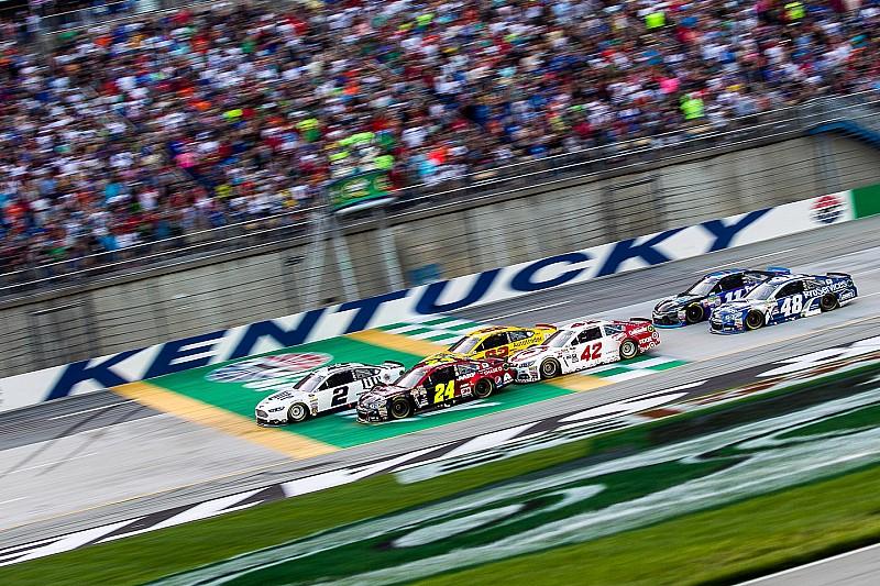 Kentucky Speedway is getting a facelift