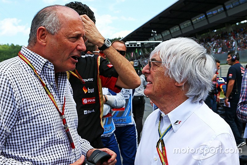 Dennis says F1 must look outside for Ecclestone successor