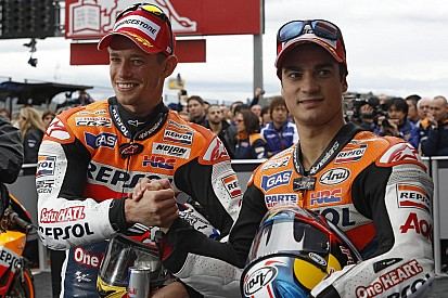 Stoner: I was quick enough to stand in for Pedrosa