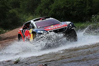 Peugeot no se confía en el Dakar