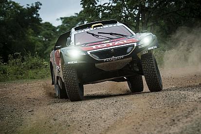"""""""بيجو"""" تكتسح المُنافسة في المرحلة الرابعة لرالي داكار بقيادة بيترانسيل"""