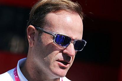Rubens Barrichello keert terug op de kart
