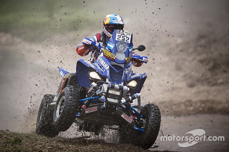 Dakar Quads, Stage 4: Marcos Patronelli quickest, Casale extends lead