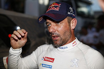 "Loeb claims five-minute Dakar lead is ""nothing"""