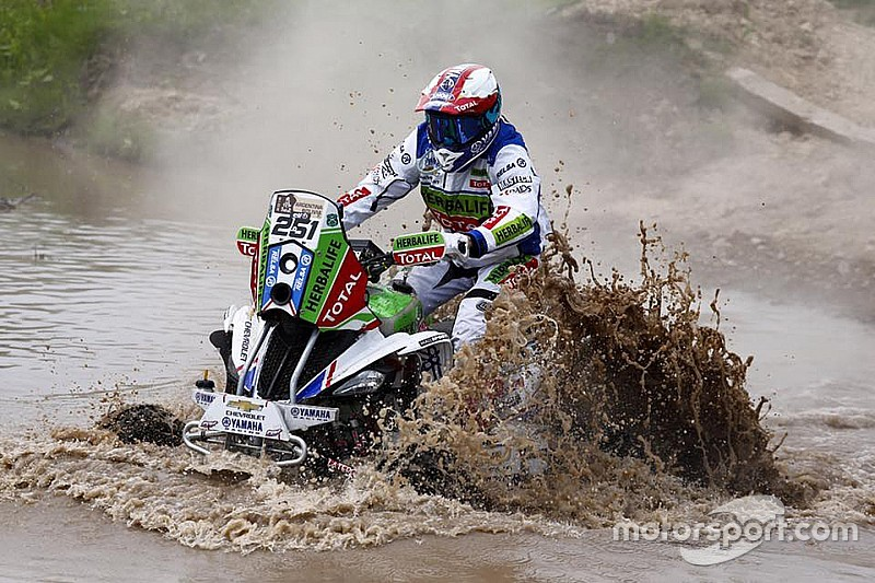 Dakar Quads, Alexis Hernández gana la etapa 4