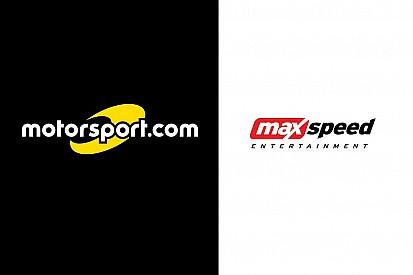"""Motorsport.com devient """"Partenaire Média Numérique Officiel"""" des MAXSpeed Entertainment Series 2016"""