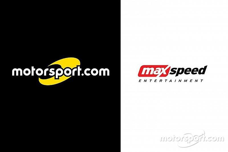 Motorsport.com wird offizieller Partner der MAXSpeed-Kartevents 2016