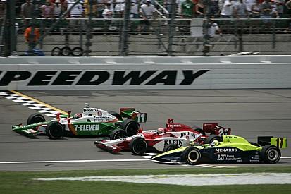 Vidéo IndyCar 2005 - Kanaan d'un souffle au Kansas!