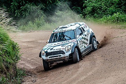 Day Five, Stage 4: MINI ALL4 Racing now in top three