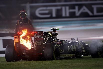 Maldonado - Renault ne reproduira pas ses erreurs en 2016