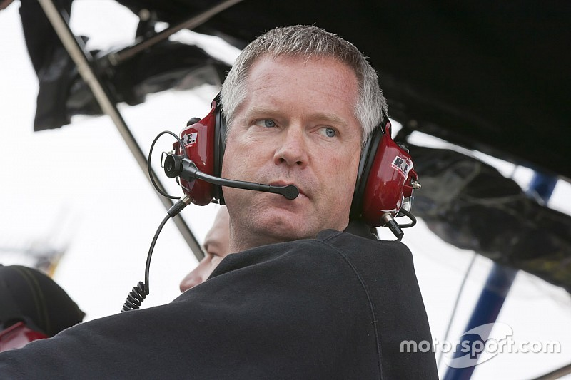 Roush Fenway Racing shift crew chief roster