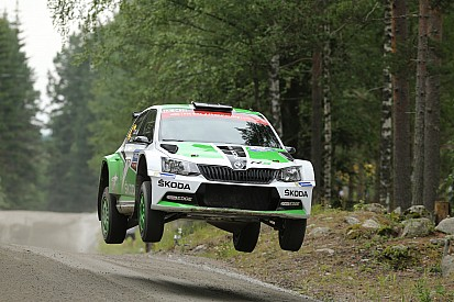 WRC2 - Skoda avec Tidemand, Lappi et Kopecky en 2016