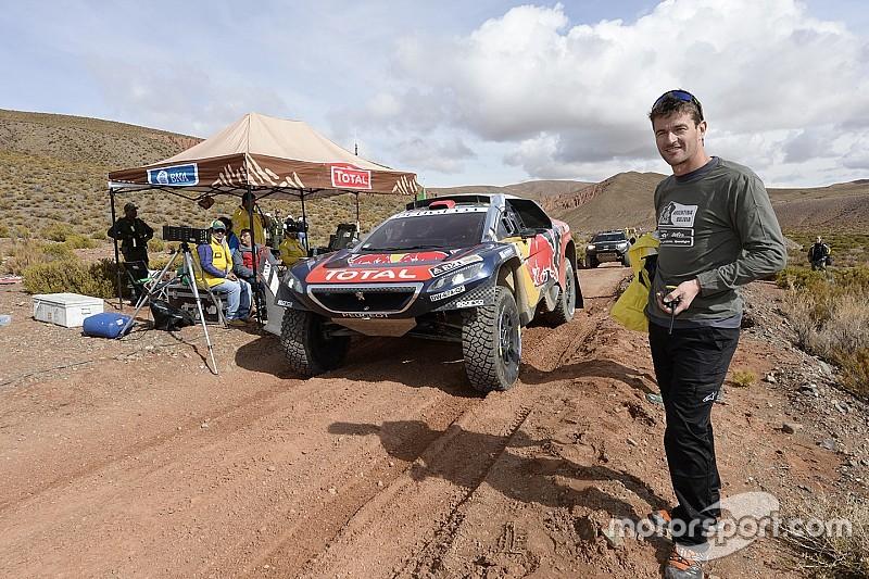 Marc Coma advierte que viene lo difícil del Dakar