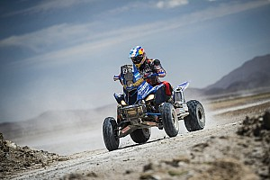 Dakar Stage report Dakar Quads, Stage 7: Bonetto scores first win for Honda, Patronellis maintain 1-2