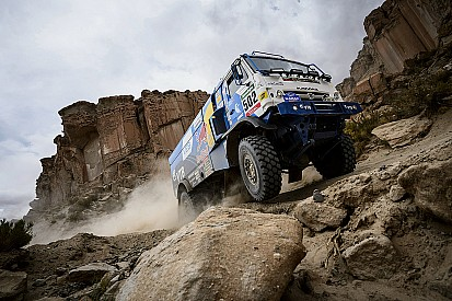 Dakar, Camion, Tappa 7: Nikolaev rilancia il Kamaz