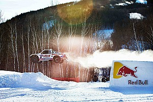 Video Red Bull Frozen Rush: met 900 pk door de sneeuw