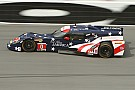 DeltaWing prototype tops a practice session for the first time