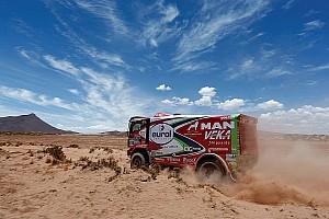 达喀尔 赛段报告 达喀尔第7赛段:赛恩斯夺冠,勒布重回领先