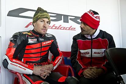 Hayden: I want to finish my career with Honda
