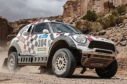 "Roma: Dakar ""difficult"" with inexperienced co-driver"