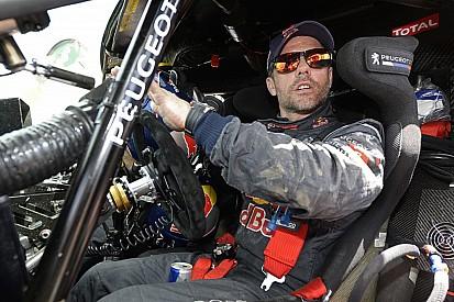 """Estamos peleando en Peugeot"" dice Loeb respecto al Dakar"
