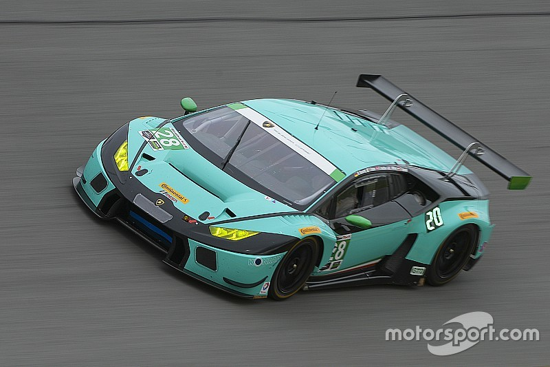 Honda Prototype, Ferrari, Lamborghini top scoring charts in second day of Roar Before the Rolex 24
