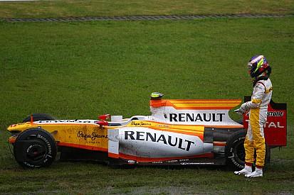 """""""Não estava pronto para a F1 aos 23 anos"""", lembra Grosjean"""