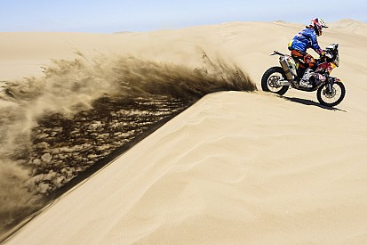 "Dakar to ""change completely"" in second week - Coma"