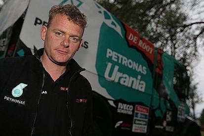 """""""Este no es un Dakar"""": Gerard De Rooy"""