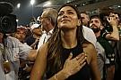 Ex-namorada de Hamilton assume namoro com tenista Dimitrov
