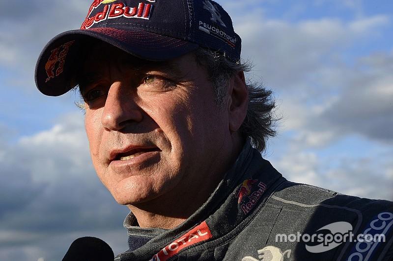 Sainz says Al-Attiyah still in the fight for Dakar victory