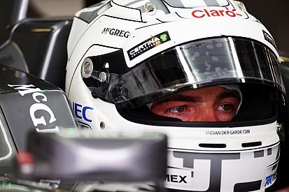 Ван дер Гарде: Я хочу снова выигрывать гонки