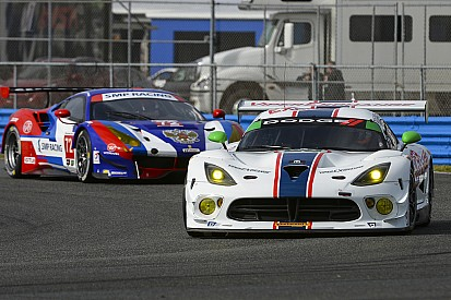 Dodge Viper GT3-R team begins Daytona title defense at the Roar Before the Rolex 24